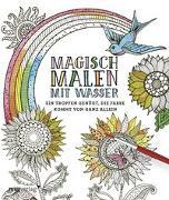 Cover-Bild zu Magisch malen mit Wasser