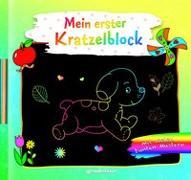Cover-Bild zu Mein erster Kratzelblock (Hund) von gondolino Kratzelwelt (Hrsg.)