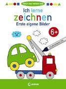 Cover-Bild zu Wisch und wieder weg - Ich lerne zeichnen 6+ von Loewe Malbücher (Hrsg.)
