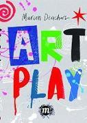 Cover-Bild zu ART PLAY - Das Spiel mit Kunst von Deuchars, Marion