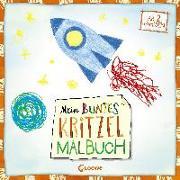 Cover-Bild zu Mein buntes Kritzel-Malbuch (Rakete) von Pautner, Norbert