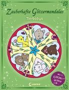Cover-Bild zu Zauberhafte Glitzermandalas: Tierbabys von Loewe Kreativ (Hrsg.)