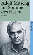 Cover-Bild zu Muschg, Adolf: Im Sommer des Hasen