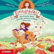 Cover-Bild zu Frixe, Katja: Simsalahicks. Die freche Hexe und die verschwundene Freundin