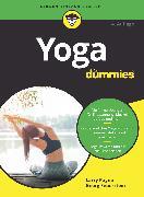 Cover-Bild zu Payne, Larry: Yoga für Dummies (eBook)