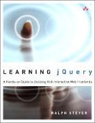 Cover-Bild zu Steyer, Ralph: Learning jQuery (eBook)