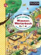 Cover-Bild zu Scharnberg, Stefanie (Illustr.): Duden 24+: Mein großes Wimmel-Wörterbuch