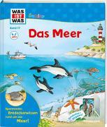 Cover-Bild zu Braun, Christina: WAS IST WAS Junior Band 17. Das Meer