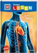 Cover-Bild zu Braun, Christina: WAS IST WAS Erstes Lesen Band 14. Unser Körper