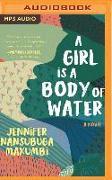 Cover-Bild zu Makumbi, Jennifer Nansubuga: A Girl Is a Body of Water