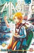 Cover-Bild zu Ohtaka, Shinobu: Magi 30