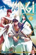 Cover-Bild zu Ohtaka, Shinobu: Magi 04