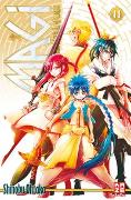 Cover-Bild zu Ohtaka, Shinobu: Magi 11