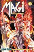 Cover-Bild zu Ohtaka, Shinobu: Magi 19