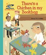 Cover-Bild zu McLachlan, Jenny: Reading Planet - There's a Chicken in my Bookbag - Turquoise: Galaxy
