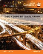 Cover-Bild zu Linear Algebra and Its Applications, Global Edition von Lay, Steven R.