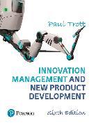 Cover-Bild zu Innovation Management and New Product Development von Trott, Paul