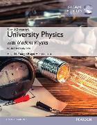 Cover-Bild zu University Physics with Modern Physics with MasteringPhysics, Global Edition von Young, Hugh D.