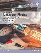 Cover-Bild zu University Physics with Modern Physics, Volume 3 (Chs. 37-44), Global Edition von Young, Hugh D.