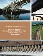 Cover-Bild zu University Physics with Modern Physics Technology Update, Volume 2 (Chs.21-37): Pearson New International Edition (eBook) von Young, Hugh D.
