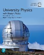 Cover-Bild zu University Physics with Modern Physics plus Pearson Modified Mastering Physics with Pearson eText, Global Edition von Young, Hugh D.