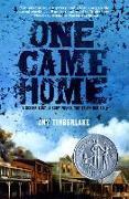 Cover-Bild zu Timberlake, Amy: One Came Home