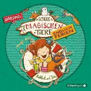 Cover-Bild zu Auer, Margit: Rabbat und Ida - Das Hörspiel