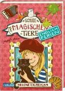 Cover-Bild zu Auer, Margit: Die Schule der magischen Tiere - Endlich Ferien 4: Helene und Karajan