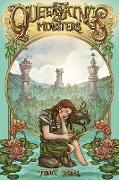 Cover-Bild zu Queens Kings & Monsters (Monsters & Magecraft, #1) (eBook) von Baire, Teddy