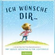 Cover-Bild zu Krouse Rosenthal, Amy: Ich wünsche dir