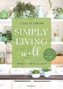 Cover-Bild zu Simply living well (eBook) von Watkins, Julia