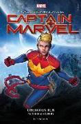 Cover-Bild zu Sharpe, Tess: Captain Marvel: Liberation Run Prose Novel