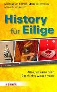 Cover-Bild zu Hellfeld, Matthias von: History für Eilige (eBook)