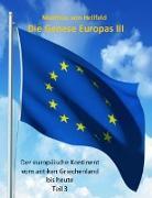 Cover-Bild zu Hellfeld, Matthias von: Die Genese Europas III (eBook)