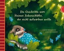 Cover-Bild zu Der kleine Siebenschläfer 2: Die Geschichte vom kleinen Siebenschläfer, der nicht aufwachen wollte von Bohlmann, Sabine