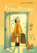 Cover-Bild zu Frau Honig 1: Und plötzlich war Frau Honig da von Bohlmann, Sabine