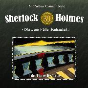 Cover-Bild zu Sherlock Holmes, Die alten Fälle (Reloaded), Fall 39: Die Thor-Brücke (Audio Download) von Doyle, Arthur Conan