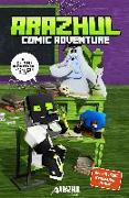 Cover-Bild zu Wie ich in der Geisterschule nachsitzen musste - Ein Arazhul-Comic-Adventure von Arazhul