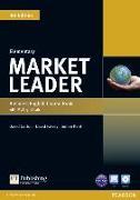 Cover-Bild zu O'Driscoll, Nina: Market Leader 3rd Edition Elementary Coursebook (with DVD-ROM incl. Class Audio) & MyLab