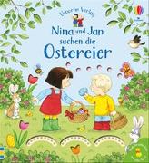 Cover-Bild zu Taplin, Sam: Nina und Jan suchen die Ostereier