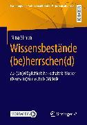 Cover-Bild zu Simon, Nina: Wissensbestände (be)herrschen(d) (eBook)
