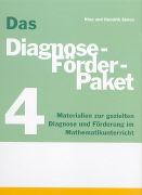 Cover-Bild zu Simon, Nina: Das Diagnose-Förder-Paket 4