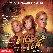 Cover-Bild zu Brezina, Thomas C.: Tiger-Team: Der Berg der 1000 Drachen (Audio Download)
