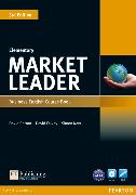Cover-Bild zu Cotton, David: Market Leader 3rd Edition Elementary Coursebook (with DVD-ROM incl. Class Audio)