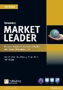 Cover-Bild zu Cotton, David: Market Leader Elementary Flexi Course Book 1 Pack