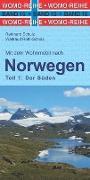 Cover-Bild zu Schulz, Reinhard: Mit dem Wohnmobil nach Süd-Norwegen