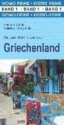 Cover-Bild zu Schulz, Reinhard: Mit dem Wohnmobil nach Griechenland