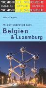 Cover-Bild zu Vergenz, Esther: Mit dem Wohnmobil durch Belgien und Luxembourg