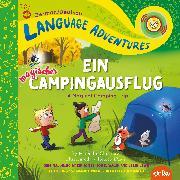 Cover-Bild zu Glorieux, Michelle: Ein magischer Campingausflug (A Magical Camping Trip, German / Deutsch language edition)