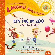 Cover-Bild zu Glorieux, Michelle: Ein lustiger Tag im Zoo (A Funny Day at the Zoo, German / Deutsch language edition)